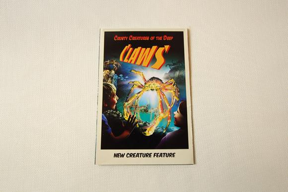 Claws postcard1