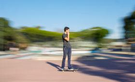Skate Park Camera Craft